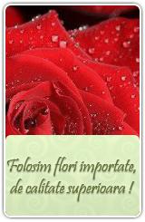 flori de calitate superioara