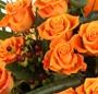 Buchet portocaliu
