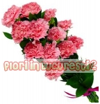 Buchet garoafe roz