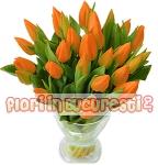 Lalele portocalii